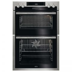 AEG DCS431110M Built-In Multifunction Double Electric Oven