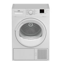 Beko DTLP81141W 8Kg Heat Pump Tumble Dryer