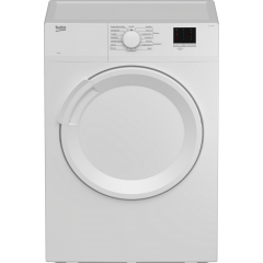 Beko DTLV70041W 7Kg Vented Tumble Dryer (Please Check The Height 85.6Cm)