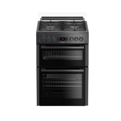 Blomberg GGN65N 60Cm Double Oven Gas Cooker With Gas Hob