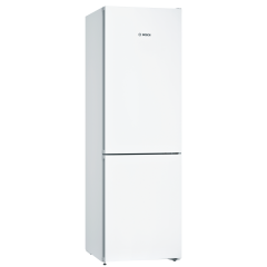 Bosch KGN36VWEAG Frost Free Fridge Freezer - White