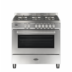 Britannia RC-9SG-QL 90Cm Dual Fuel Single Cavity Q-Line Range Cooker