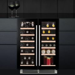 Caple WI6233 Dual Zone Wine Cabinet