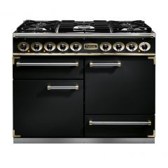 Falcon F1092DXDF 1092Mm Dual Fuel Falcon Deluxe Range Cooker