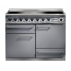 Falcon F1092DXEI 1092Mm Dual Fuel Falcon Deluxe Range Cooker