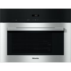 Miele DG2740 EasySensor, DualSteam technology, 40 litre capacity, 5 Operating Modes, SoftOpen/Close,