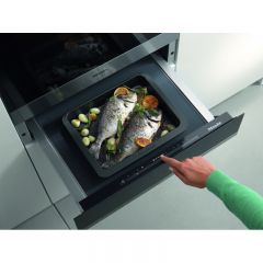 Miele ESW6214 OBBL Built In Warming Drawer