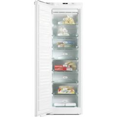 Miele FNS37402 I 177 x 56cm, fixed hinge, 8 drawers, A energy rated, frost free, LED lighting, touch