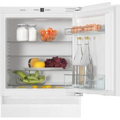 Miele K31222UI 82 X 60Cm, Built-under refrigerator A+ Rated, 137 Litre Capacity, Flush Led Lighting, Stainless
