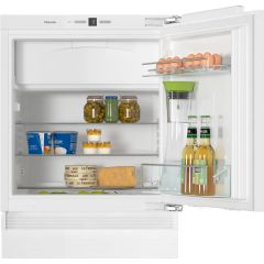 Miele K31242UIF 82 X 60Cm, Under Counter Fridge With Integrated Freezer Section, A++ Rated, 114 Litre Capacity,