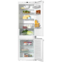 Miele KFN37232ID 177 x 56cm, Fixed Hinge, Frost Free, Dynamic Cooling, A rated, 262 litre capacity