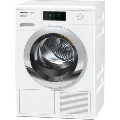 Miele TCR860WP 9Kg M-Touch, Heat-Pump Tumble Dryer With Steamfinish And Wificonn@Ct