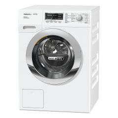 Miele WTF130 WPM 7kg wash/4kg dry Honeycomb drum with LED lighting, 1600rpm spin, A energy rating, E