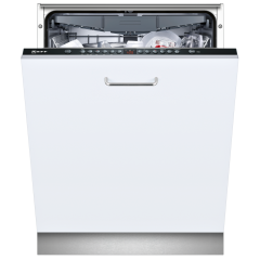 Neff S513N60X2G Built In Dishwasher - Stainless Steel - A++ Energy Rated