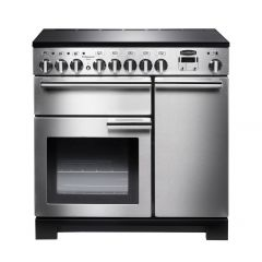 Rangemaster PDL90EI 90Cm Induction Professional Deluxe Range Cooker