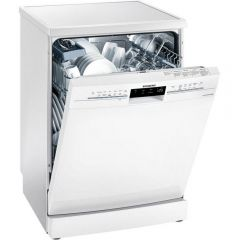 Siemens SN236W02JG Full Size Dishwasher - White - Energy Rated A++