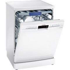 Siemens SN236W02NG Full Size Dishwasher With Variodrawer - White - Energy Rated A++