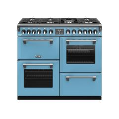 Stoves ST RICH DX S1000DF 100Cm Dual Fuel Richmond Deluxe Range Cooker