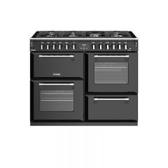 Stoves ST RICH DX S1100DF 110Cm Dual Fuel Richmond Deluxe Range Cooker