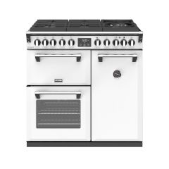Stoves ST RICH DX S900DF GTG 90Cm Dual Fuel Gtg Richmond Deluxe Range Cooker