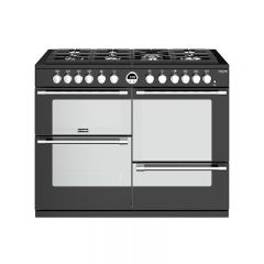 Stoves ST STER DX S1100DF 110Cm Dual Fuel Sterling Deluxe Range Cooker