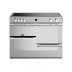 Stoves ST STER DX S1100EI 110Cm Induction Sterling Deluxe Range Cooker