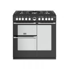 Stoves ST STER DX S900DF 90Cm Dual Fuel Sterling Deluxe Range Cooker