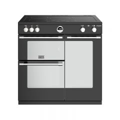 Stoves ST STER DX S900EI 90Cm Induction Sterling Deluxe Range Cooker