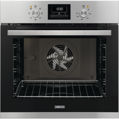 Zanussi ZOA35471XK 60Cm Built In Single Oven