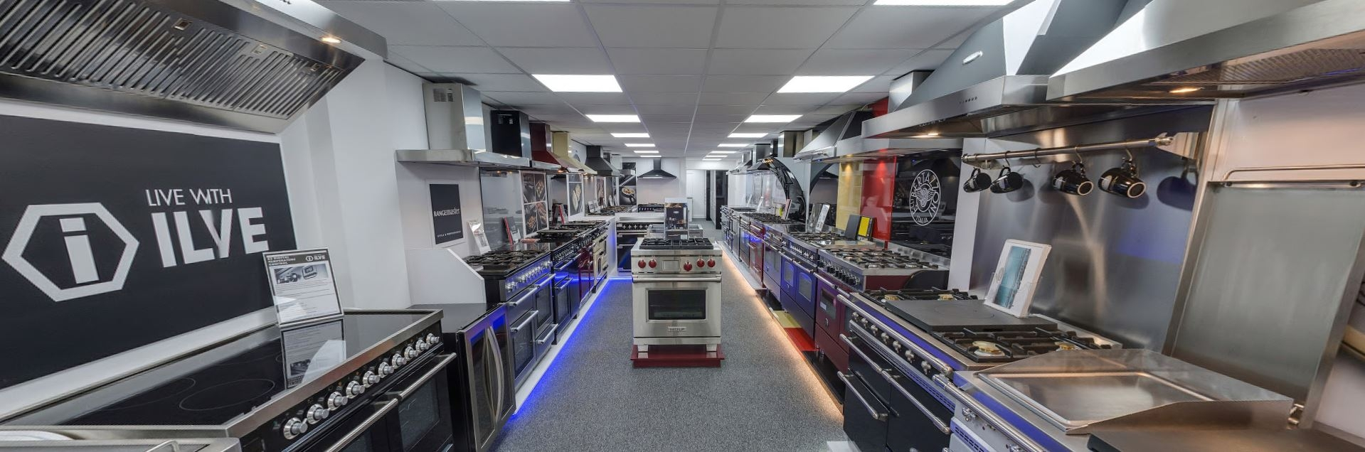 Molesey Refrigeration Centre Shop Wide Angle