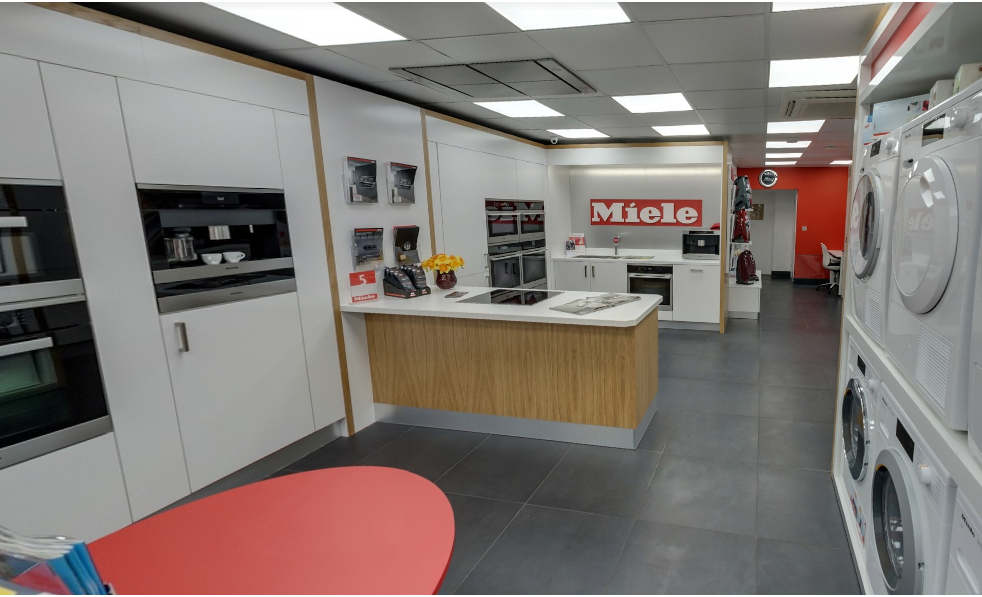 Molsey Refrigeration Centre - Miele Showroom